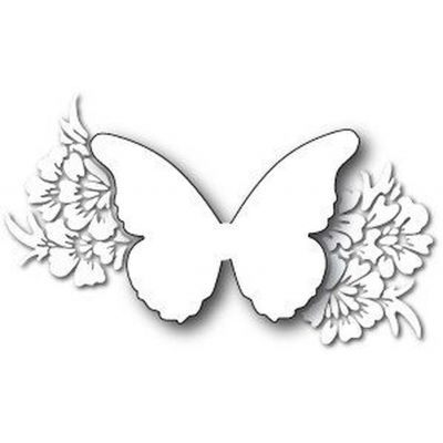 Форма  99211  для Вырубки Angel Butterfly Wings