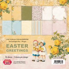 1/3 Набора  CPB-EG15  Easter Greentings