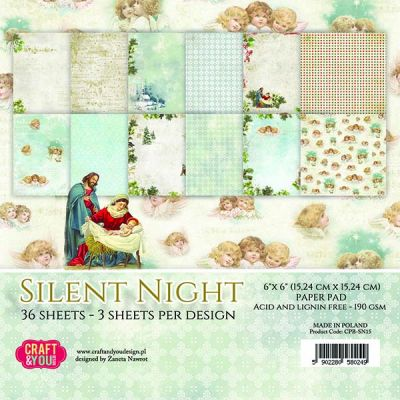 1/3 Набора  CPB-SN15  Silent Night