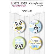 Фишки  FDSC 329  Коллекция My Little Panda Boy