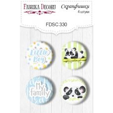 Фишки  FDSC 330  Коллекция My Little Panda Boy