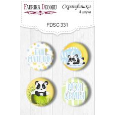 Фишки  FDSC 331  Коллекция My Little Panda Boy