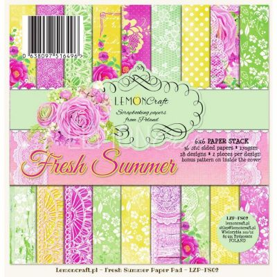 Набор  LZP-FS02  Fresh Summer 15*15